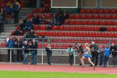 .09 Edeka Bahnlauf Meeting Rheine - Janine Druhmann - 400m 1st Plz