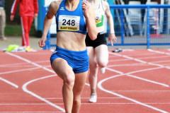 Nationales Leichathletik Meeting Hannover - Janine Druhmann - 400m 1st Plz.