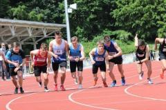 OWL Meisterschaft 2019 - Minden (Tobias Hohmeier 800m 2 Plz -Janine Druhmann 400m 1st Plz)